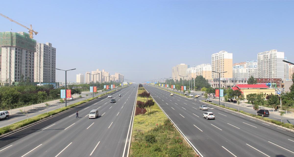 黃河大道(緯一(yi)路)